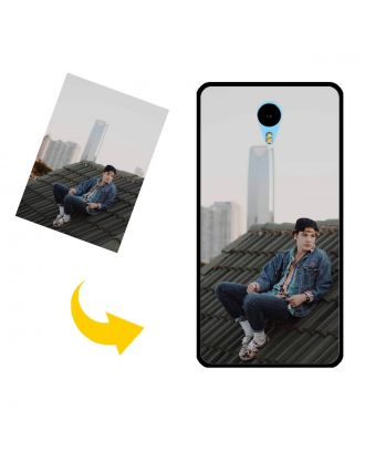 Custom MEIZU Meilan Note Phone Case with Your Own Photos, Texts, Design, etc.