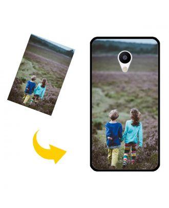 Prispôsobené puzdro na telefón MEIZU Meilan 3 s vašimi fotografiami, textami, dizajnom atď.