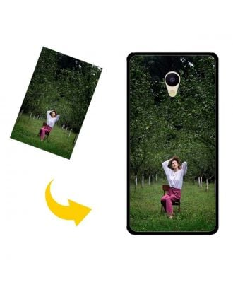 Personalized MEIZU Meilan 5 Phone Case with Your Own Photos, Texts, Design, etc.