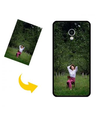 Custom Made MEIZU Meilan 5s Phone Case with Your Own Design, Photos, Texts, etc.