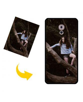 Custom MEIZU Pro 6 Plus Phone Case with Your Own Design, Photos, Texts, etc.