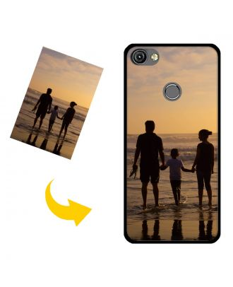 Custom Made Infinix Hot 6 - X606 Phone Case with Your Own Design, Photos, Texts, etc.