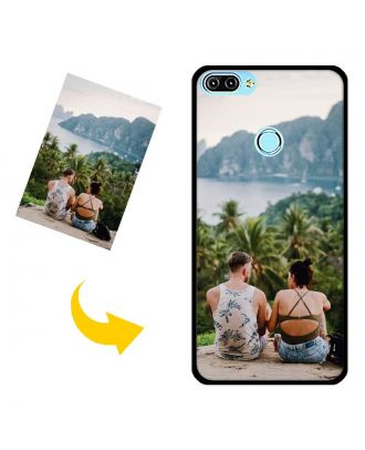 Custom Made Infinix Hot 6 pro - X608 Phone Case with Your Own Photos, Texts, Design, etc.