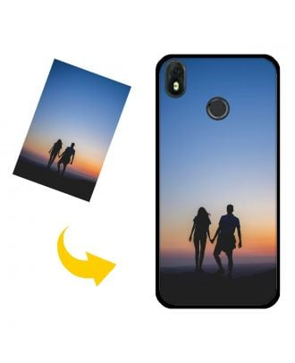 Custom Made Infinix S3X -X622 Phone Case with Your Own Photos, Texts, Design, etc.