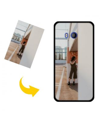 Customized HTC U11 Phone Case with Your Own Photos, Texts, Design, etc.