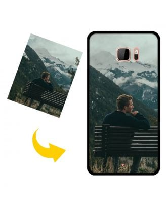 Custom HTC U ultra Phone Case with Your Own Design, Photos, Texts, etc.