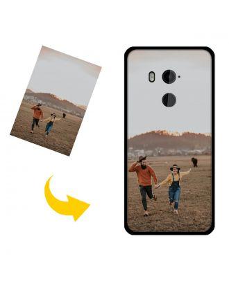 Customized HTC U11 Plus Phone Case with Your Photos, Texts, Design, etc.