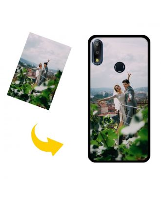 Custom ASUS ZenFone Max pro(M2) /ZB631KL Phone Case with Your Own Photos, Texts, Design, etc.