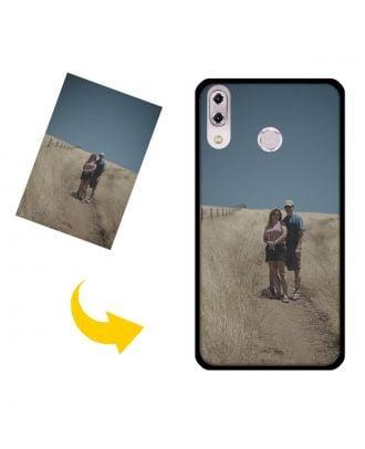 Custom ASUS Max Plus/ ZenFone 4s /ZB570TC Phone Case with Your Own Photos, Texts, Design, etc.