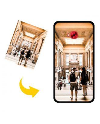 Custom ASUS ZenFone 4 Selfine /ZD553KL Phone Case with Your Photos, Texts, Design, etc.