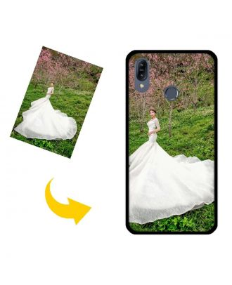 Custom Made ASUS ZenFone Max /ZB633KL Phone Case with Your Own Photos, Texts, Design, etc.
