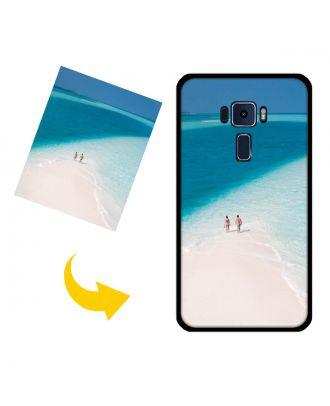 Capa de telefone personalizada ASUS ZenFone 3 / ZE552KL com seu próprio design, fotos, textos, etc.