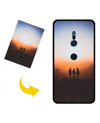 Customized SONY Xperia XZ2 Phone Case with Your Photos, Texts, Design, etc.