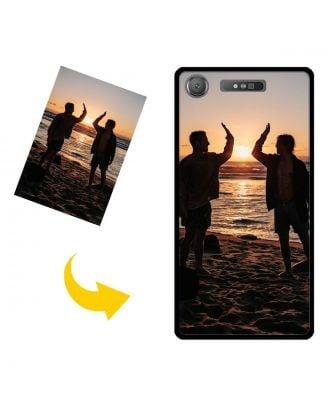 Εξατομικευμένη θήκη τηλεφώνου SONY Xperia XZ1 με δικές σας φωτογραφίες, κείμενα, σχεδίαση κ.λπ.