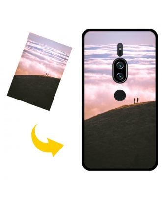 Custom Made SONY Xperia XZ2 Premium Phone Case with Your Own Photos, Texts, Design, etc.