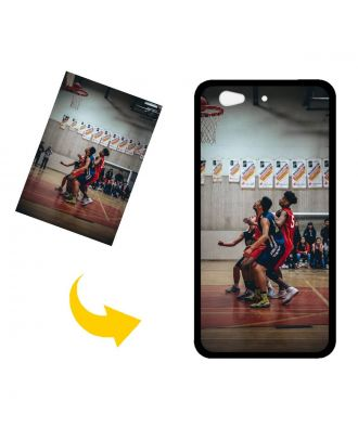 Custom GIONEE S6 Phone Case with Your Own Design, Photos, Texts, etc.