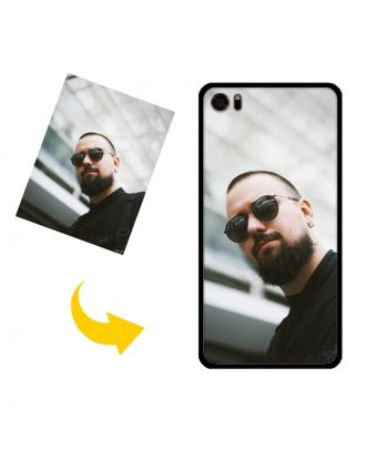 Custom GIONEE S8 Phone Case with Your Own Design, Photos, Texts, etc.