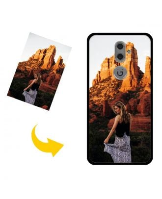 Customized GIONEE S9 Phone Case with Your Own Design, Photos, Texts, etc.