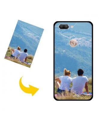 Custom GIONEE S10b Phone Case with Your Photos, Texts, Design, etc.