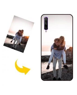 Personaliseret HUAWEI Honor 9X Pro telefon taske med dit eget design, fotos, tekster osv.