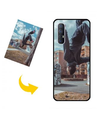 Customized OPPO Reno3 Pro Phone Case with Your Own Design, Photos, Texts, etc.