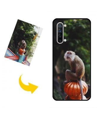 Tilpasset OPPO Reno3 telefon taske med dit eget design, fotos, tekster osv.
