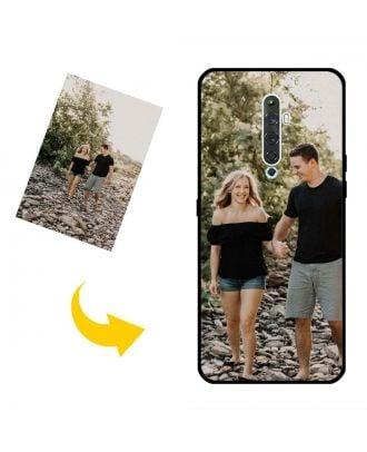 Custom OPPO Reno2 Z Phone Case with Your Photos, Texts, Design, etc.