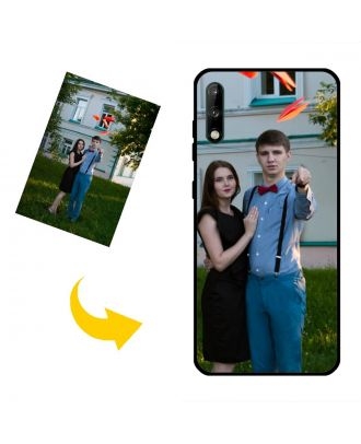 Custom Huawei Enjoy 10 Phone Case with Your Own Design, Photos, Texts, etc.