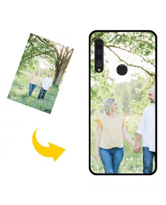 Capa personalizada para celular Huawei Enjoy 10 Plus com seu próprio design, fotos, textos, etc.