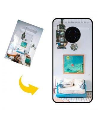 Tilpasset Huawei Mate 30 telefonhylster med dine fotos, tekster, design osv.