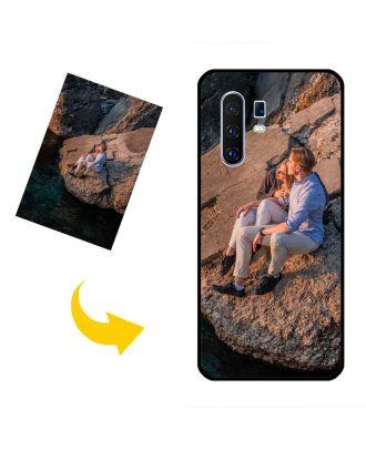 Personlig Vivo X30 Pro-telefonhylster med dine fotos, tekster, design osv.