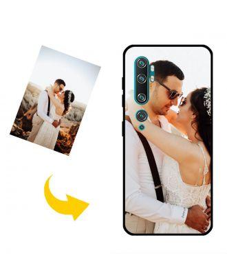 Zákazkové puzdro na telefón Xiaomi Mi CC9 Pro s vlastnými fotografiami, textami, dizajnom atď.
