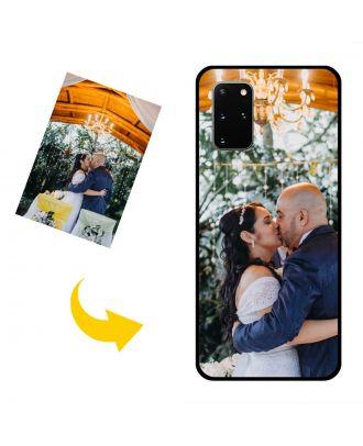 Vlastné puzdro na telefón Samsung Galaxy S20 Plus s vlastným dizajnom, fotografiami, textami atď.