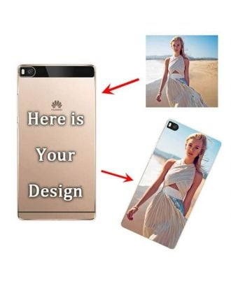 Custom phone cases for HUAWEI P8 | Design your own phone case online