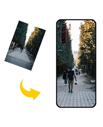 Custom Made OPPO A91 Phone Case with Your Own Design, Photos, Texts, etc.