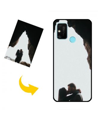 Personlig HONOR 9A telefonetui med dine egne fotos, tekster, design osv.