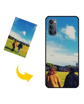Personalized OPPO Reno 4 Phone Case with Your Photos, Texts, Design, etc.