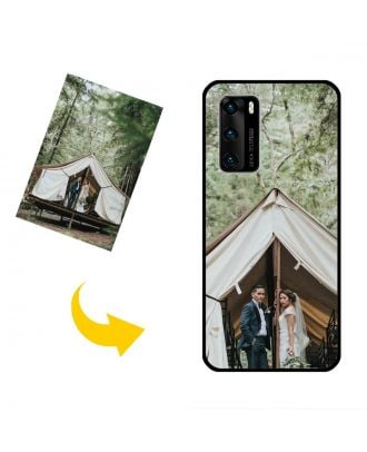 Custom Made HUAWEI P40 Phone Case with Your Own Design, Photos, Texts, etc.