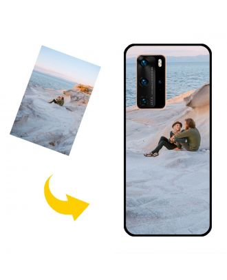 Custom Made HUAWEI P40 Pro Phone Case with Your Own Design, Photos, Texts, etc.