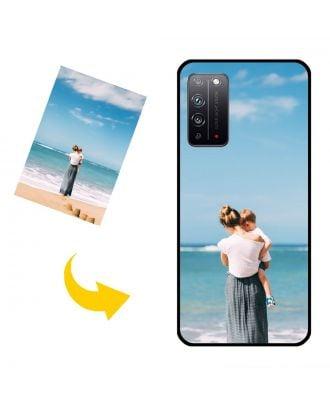 Prispôsobené HONOR X10 puzdro na telefón s vlastnými fotografiami, textami, dizajnom atď.