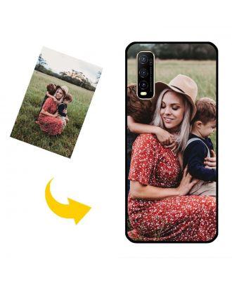 personalizované vivo Y70s Puzdro na telefón s vlastnými fotografiami, textami, dizajnom atď.