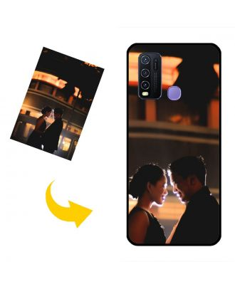 Custom Made vivo Y50 Phone Case with Your Own Design, Photos, Texts, etc.