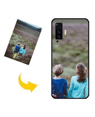 Personalizado vivo X50 Caja del teléfono con sus fotos, textos, diseño, etc.