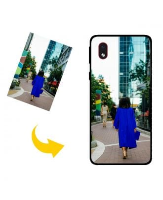 Customized Samsung Galaxy A01 Core Phone Case with Your Photos, Texts, Design, etc.
