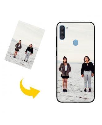 Custom Made Samsung Galaxy A11 Phone Case with Your Photos, Texts, Design, etc.
