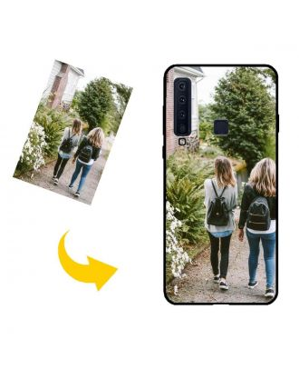 Custom Samsung Galaxy A9s Phone Case with Your Own Photos, Texts, Design, etc.