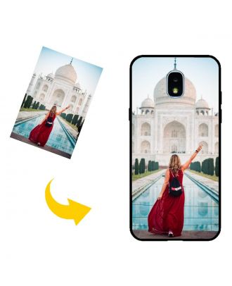 Customized Samsung Galaxy J3 2018 Phone Case with Your Own Design, Photos, Texts, etc.