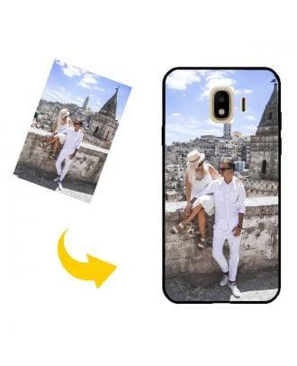 Samsung Galaxy J4 Handyhülle mit eigenem Foto und Design selbst online gestalten
