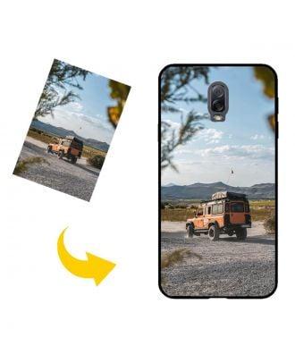 Custom Samsung Galaxy J7 Plus Phone Case with Your Own Photos, Texts, Design, etc.