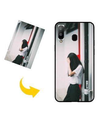 Customized Samsung Galaxy M30 Phone Case with Your Own Photos, Texts, Design, etc.